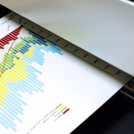 【エクセル2010】グラフをモノクロ(白黒)できれいに印刷するやり方